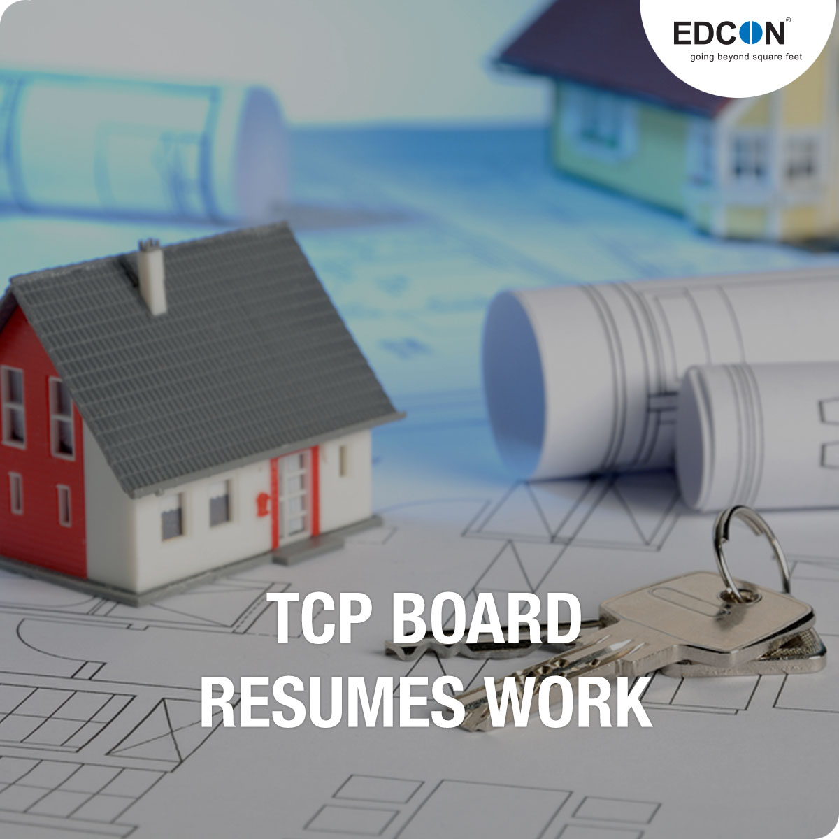TCP Board resumes work