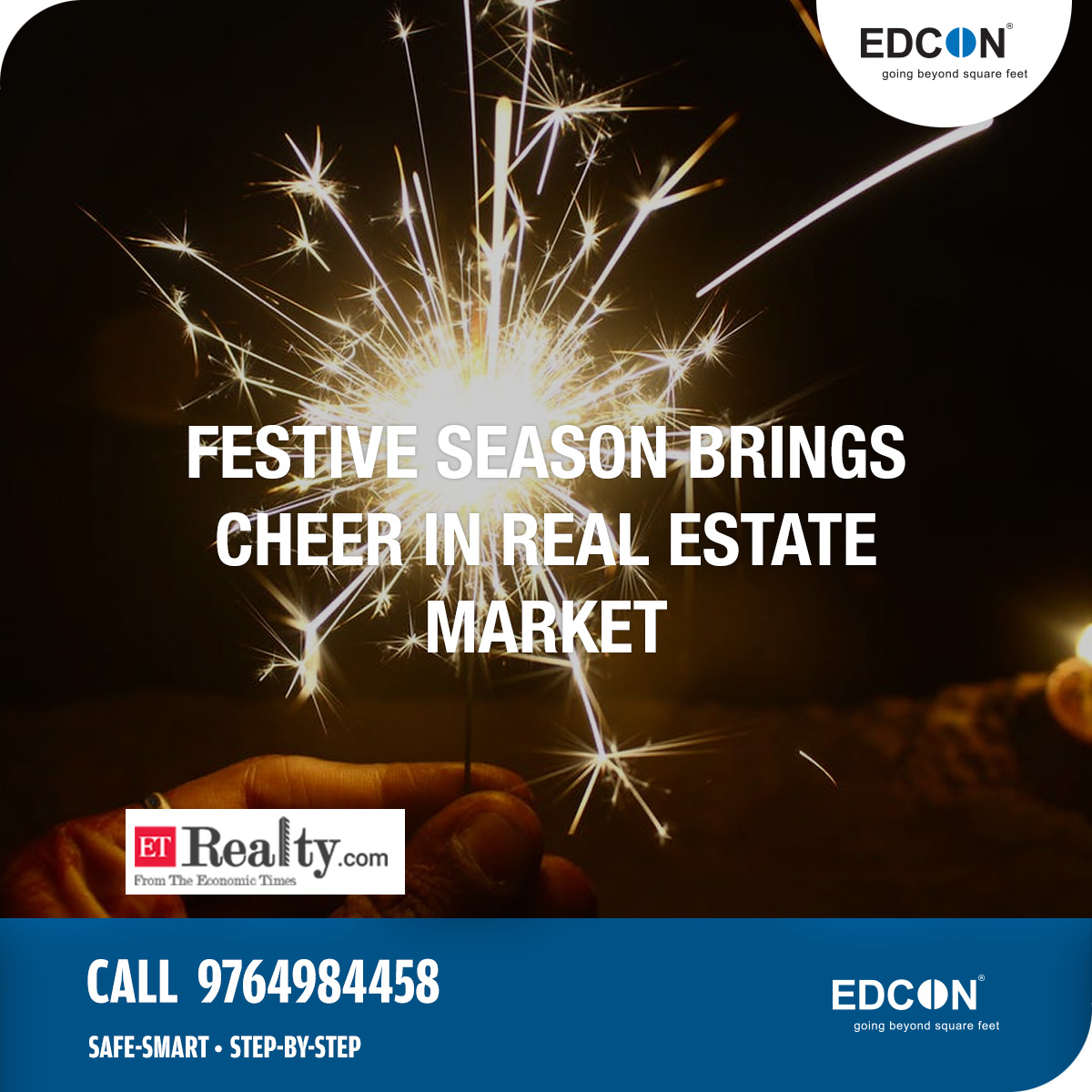 Festive season brings cheer in real estate market