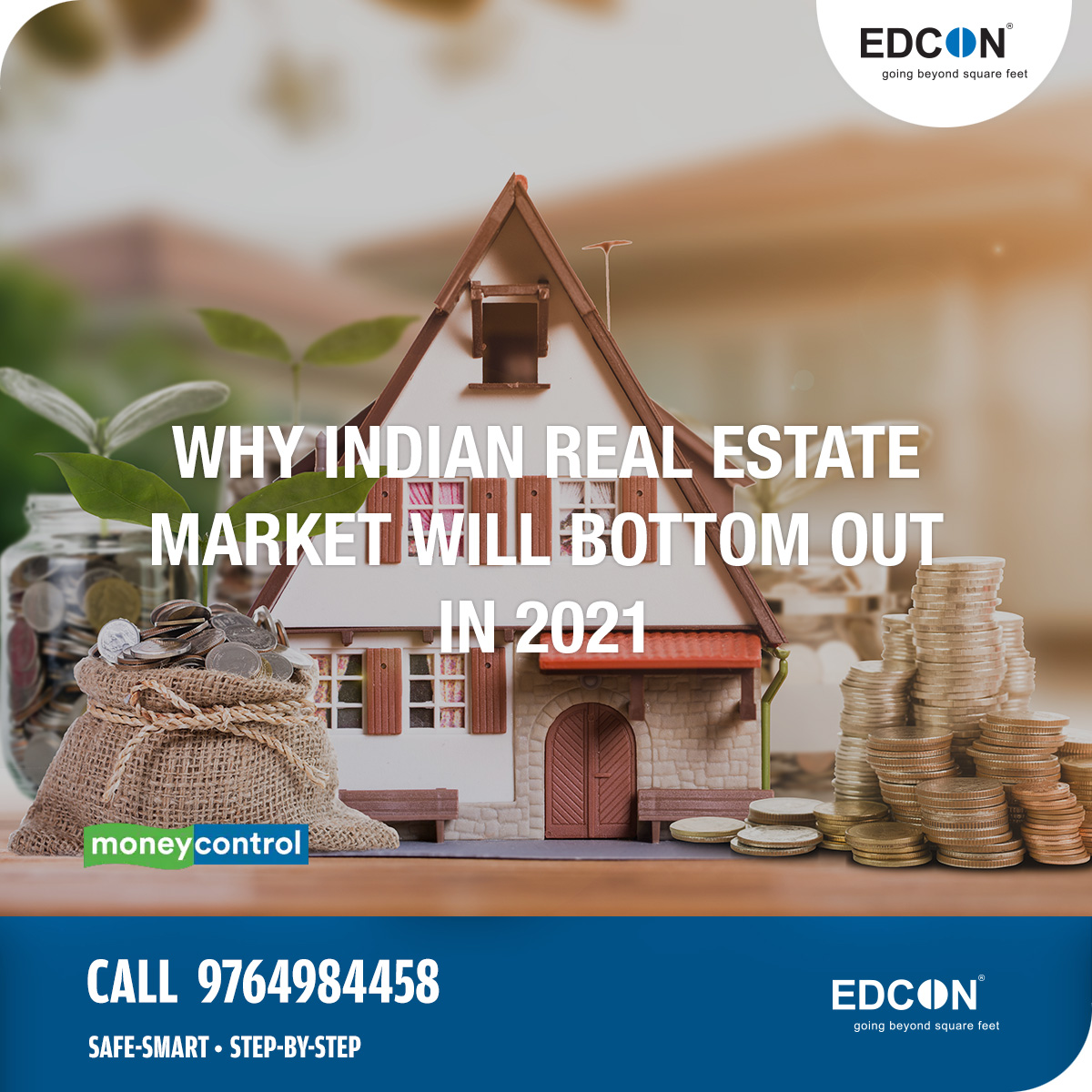 Why Indian real estate market will bottom out in 2021