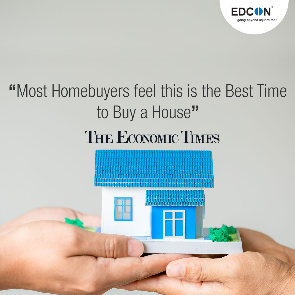 Most Homebuyers feel this is the best time to buy a house