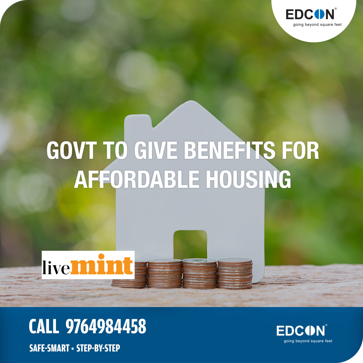 Govt to give benefits for affordable housing