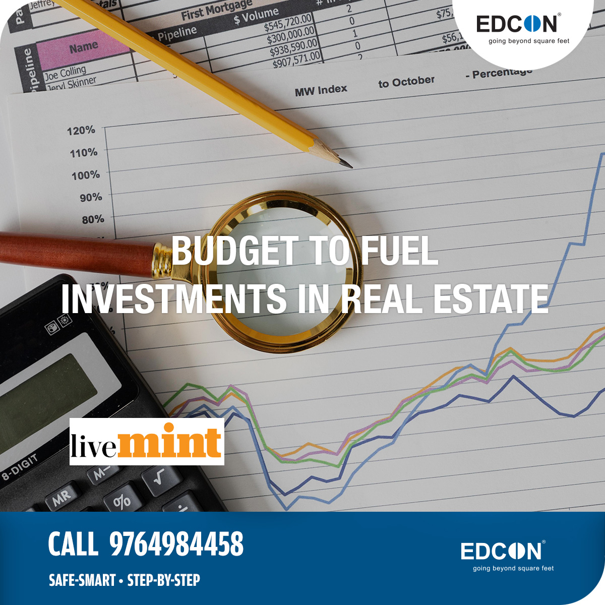 Budget to fuel investments in Real Estate
