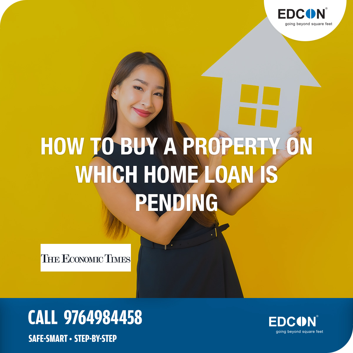 How to buy a property on which home loan is pending