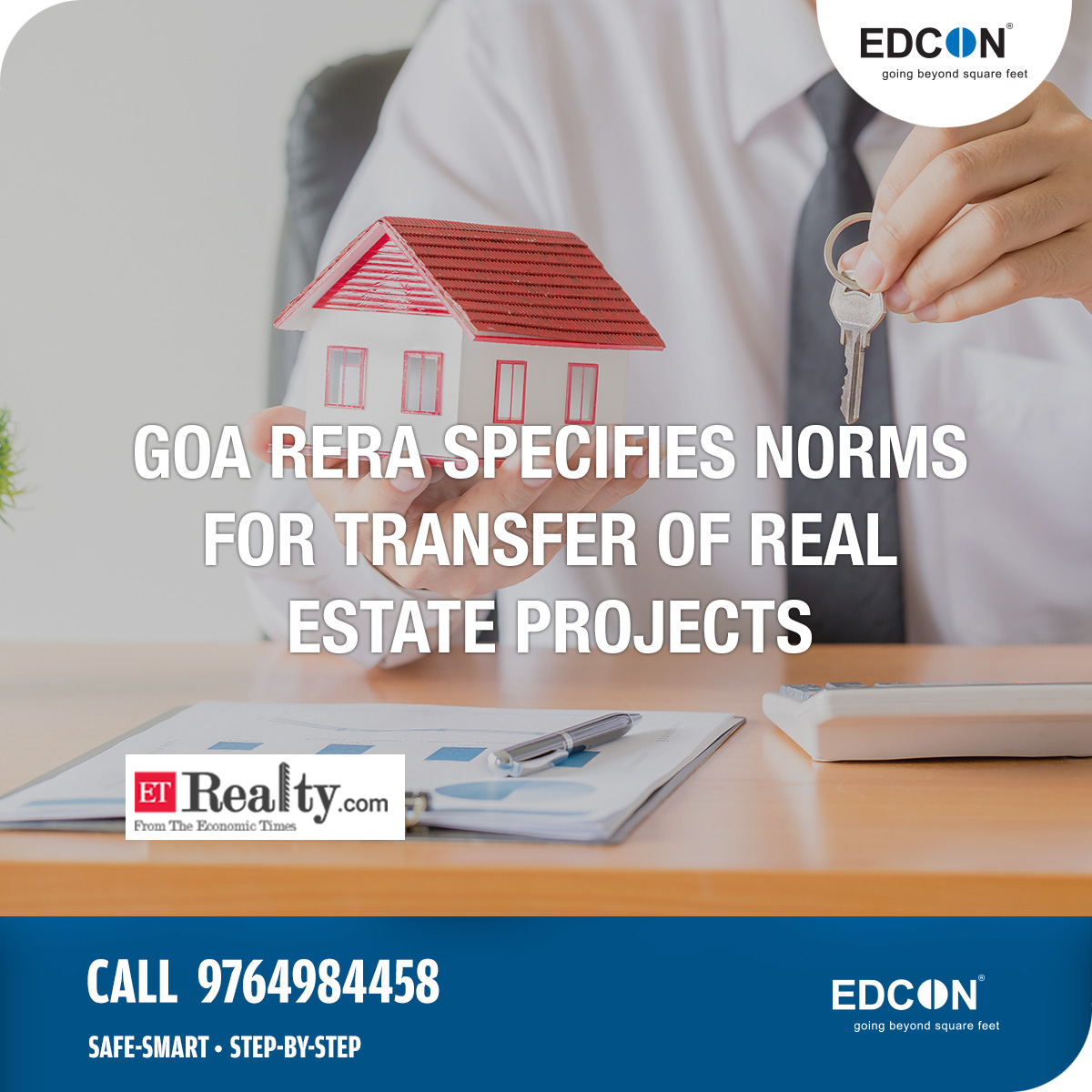 Goa RERA specifies norms for transfer of real estate projects