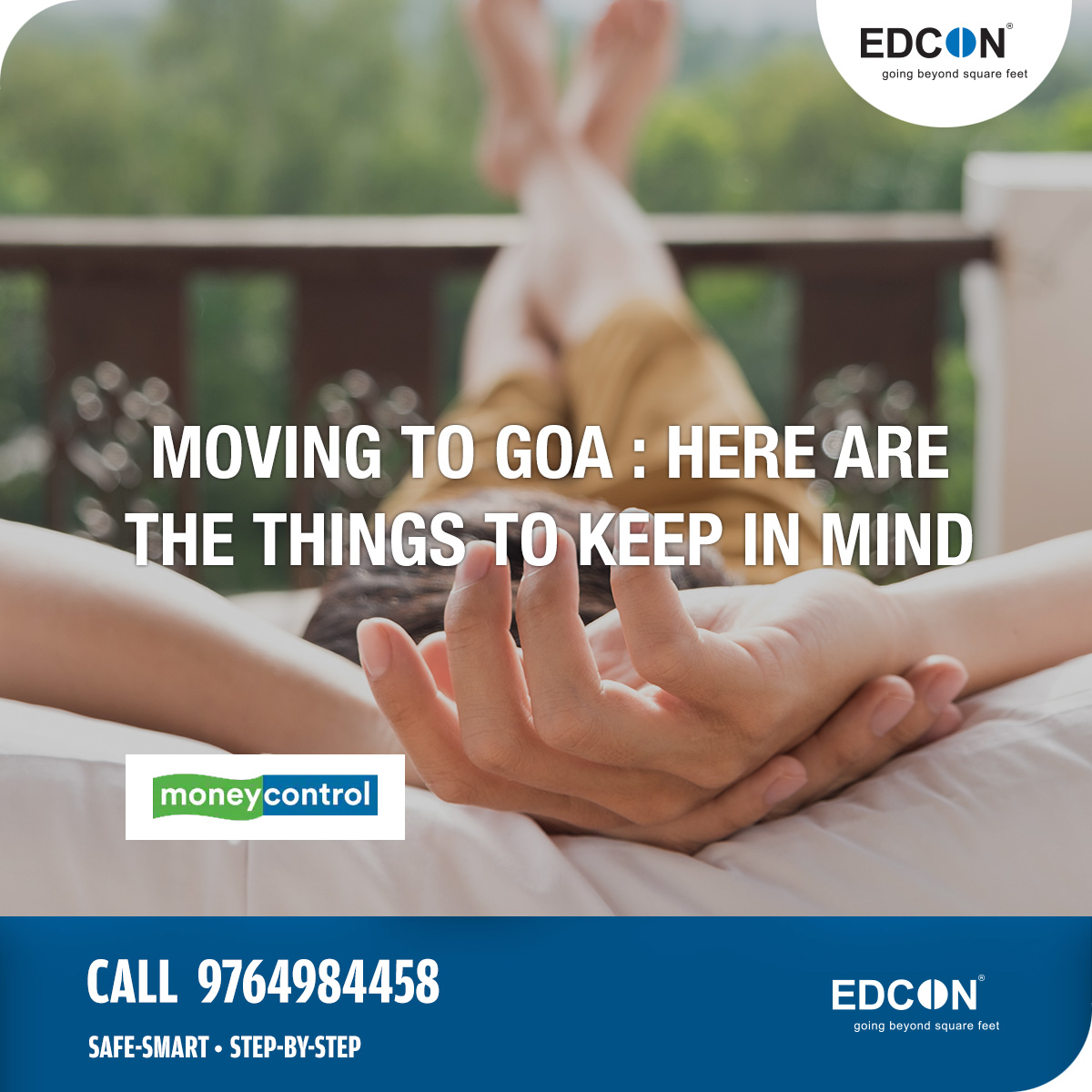 Planning to move to Goa? Count your banknotes and decide a budget. List your priorities. These and more tips.