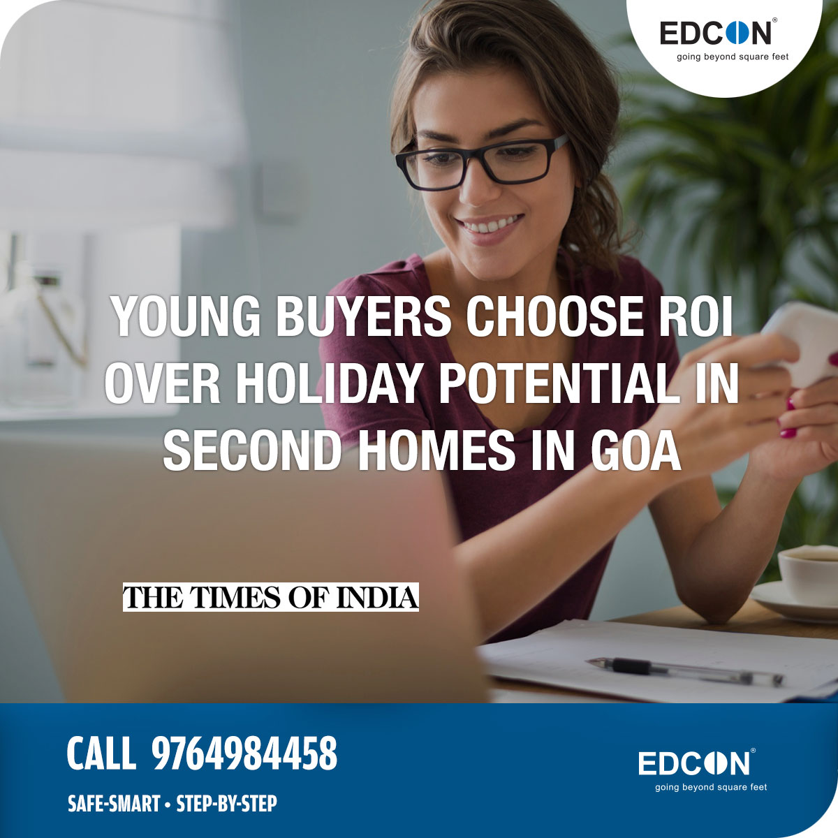 Young buyers choose ROI over holiday potential in second homes