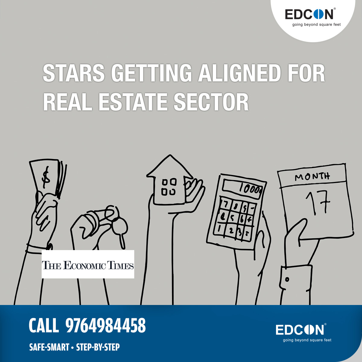 Stars getting aligned for real estate sector
