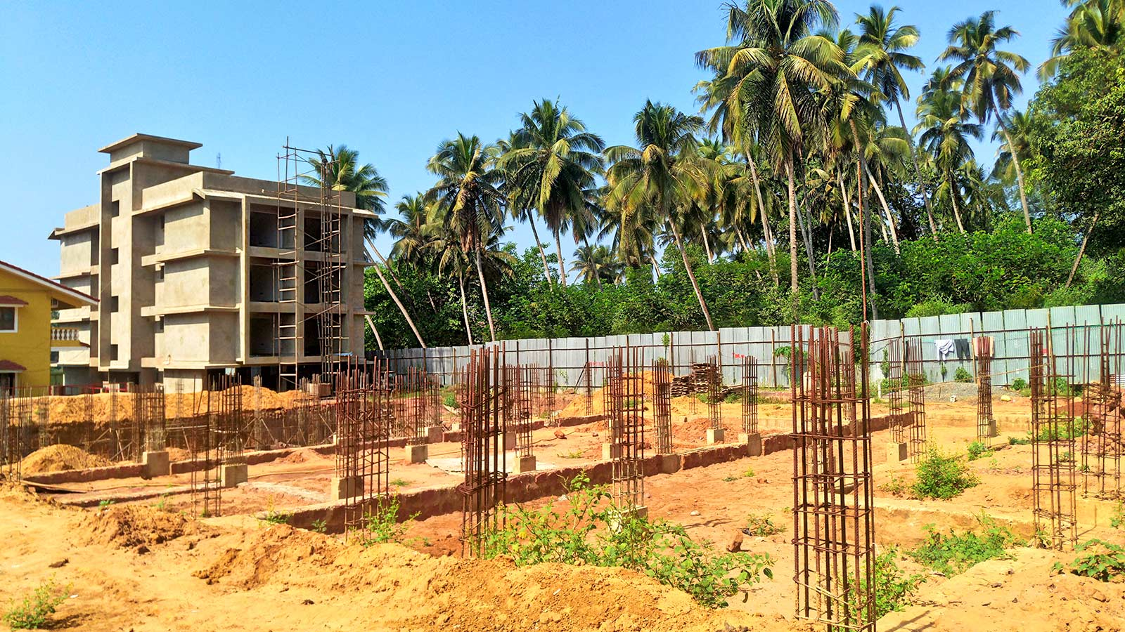 03-flat for sale in merces goa